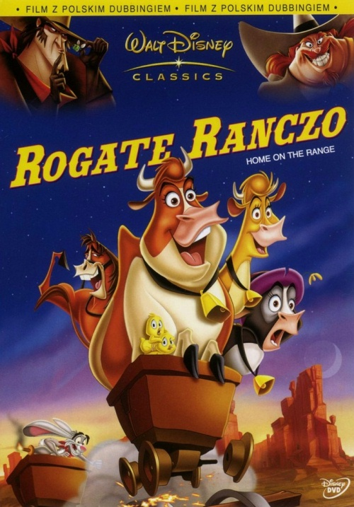 Rogate ranczo / Home on the Range