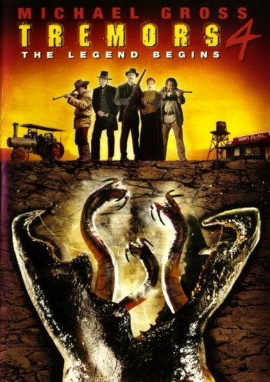 Wstrząsy 4: Początek legendy / Tremors 4: The Legend Begins