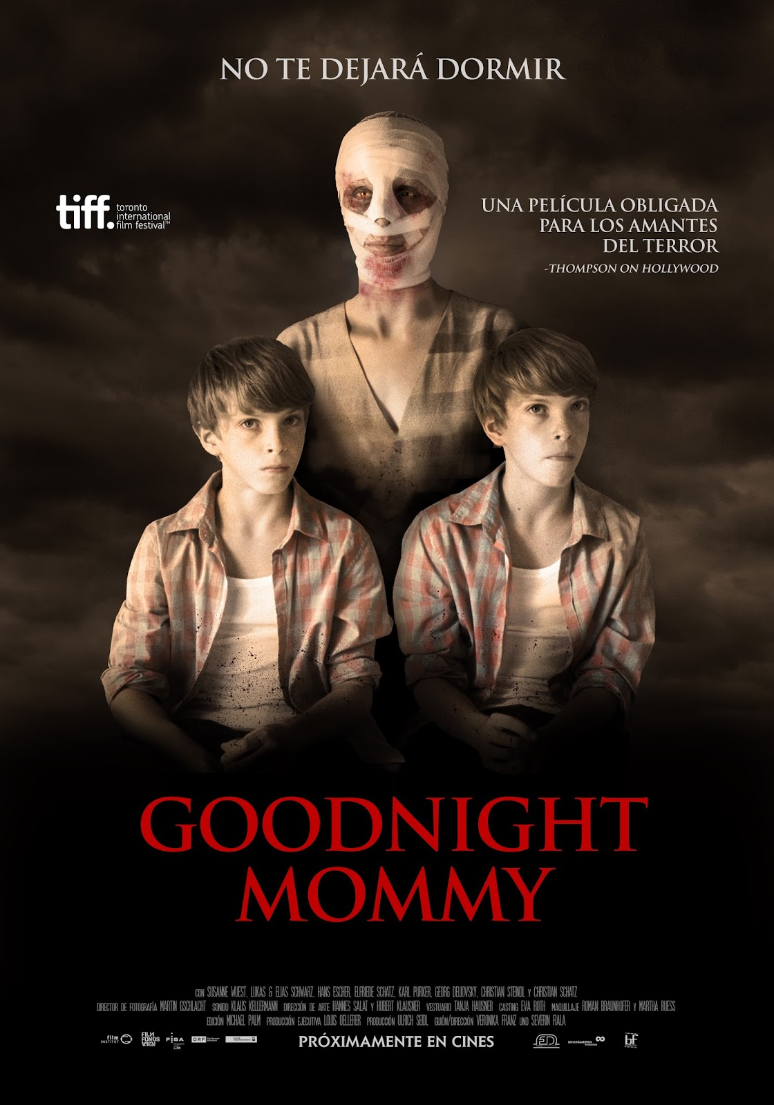Widzę, widzę / Goodnight Mommy / Ich seh, ich seh