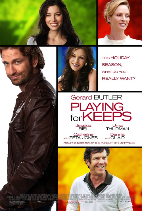 Trener bardzo osobisty / Playing for Keeps