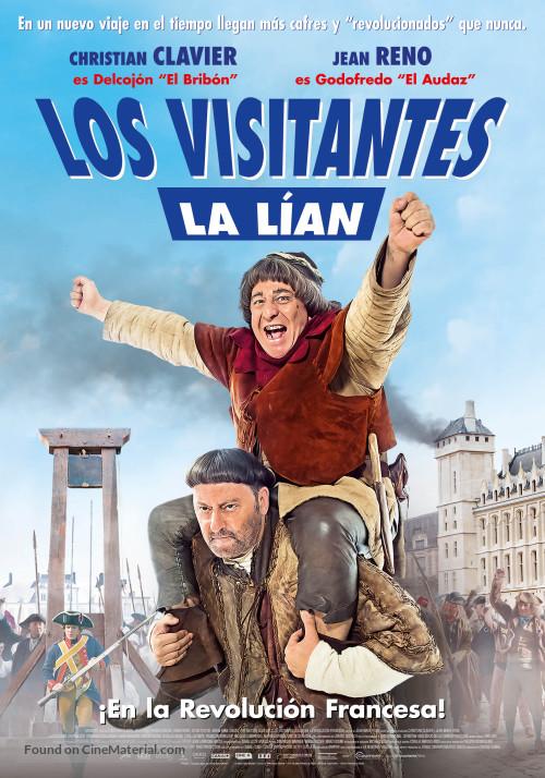 Goście, goście III: Rewolucja / The Visitors: Bastille Day / Les Visiteurs: La Révolution