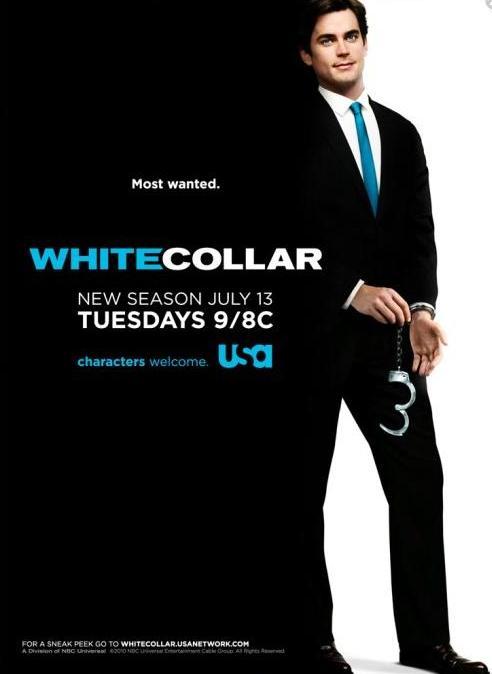 Białe Kołnierzyki / White Collar (Sezon: 04)