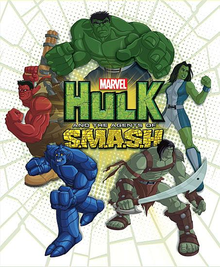 Hulk i Agenci M.I.A.Z.G.I. / Hulk And The Agents of S.M.A.S.H