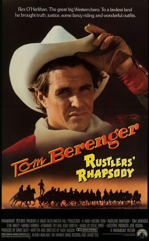 Ballada o Koniokradzie / Rustlers' Rhapsody