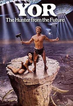 Yor, myśliwy z przyszłości / Yor The hunter from the future