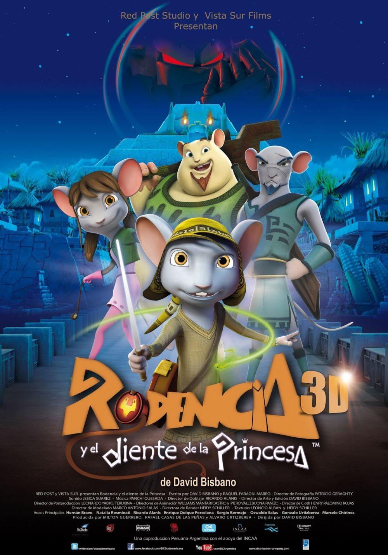 Rodencja i Ząbek Księżniczki / Rodencia y el Diente de la Princesa