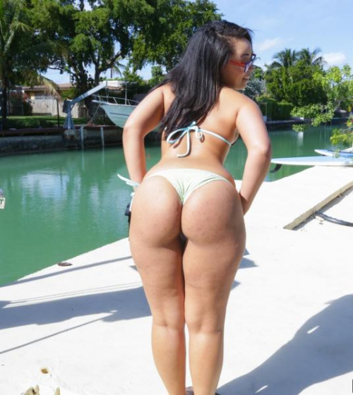 Ava Sanchez - Thick Latina Gets Pounded