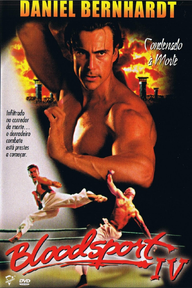 Krwawy Sport 4 / Bloodsport: The Dark Kumite
