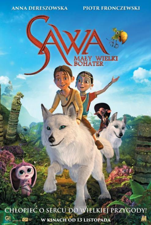 Sawa. Mały wielki bohater / Savva. Serdtse voina