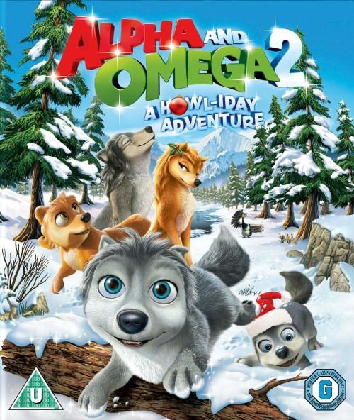 Alfa i Omega: Święta w wilczym stylu / Alpha And Omega 2