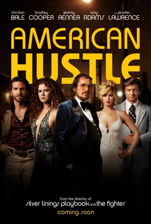 American Hustle: jak się skubie w Ameryce /American Hustle
