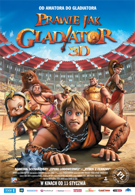 Prawie jak gladiator / Gladiatori di Roma