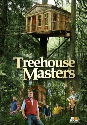Mieszkanie na pniu / Treehouse Masters (Season 2)