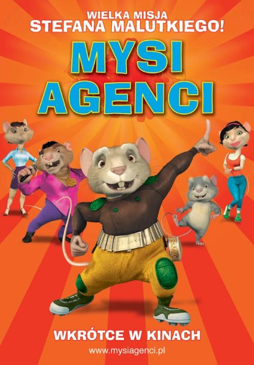 Mysi agenci / El Raton Perez 2
