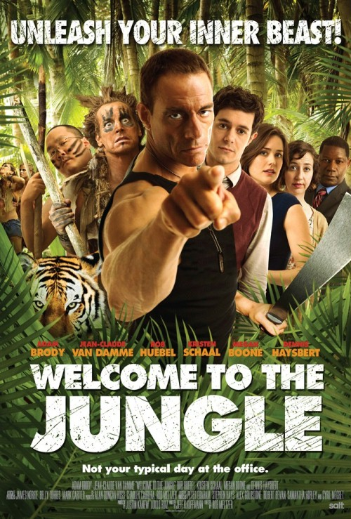 Obóz integracyjny / Welcome to the Jungle