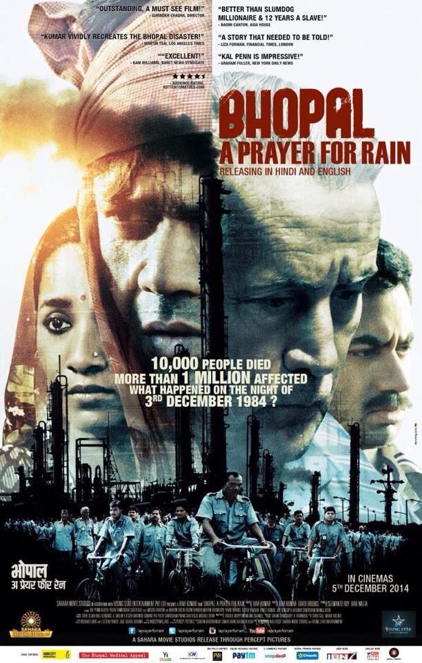 Modlitwa o deszcz / Bhopal: A Prayer for Rain