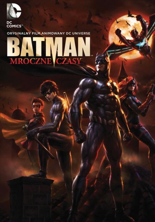 Batman: Mroczne czasy / Batman: Bad Blood
