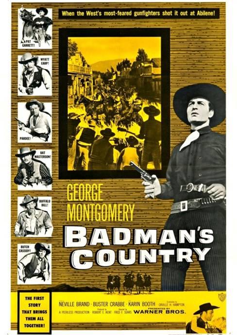 Kraina Złoczyńców / Badman's Country