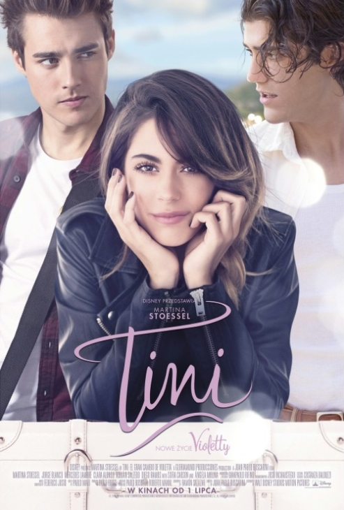 Tini: Nowe życie Violetty / Tini: The Movie - The New Life of Violetta