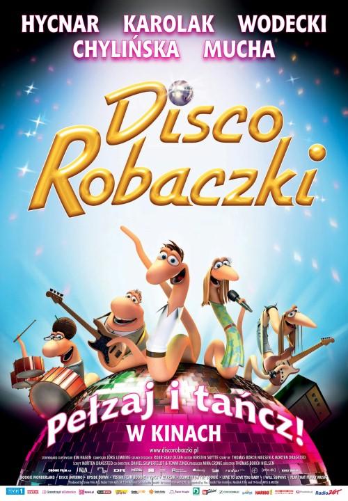 Disco robaczki / Disco ormene