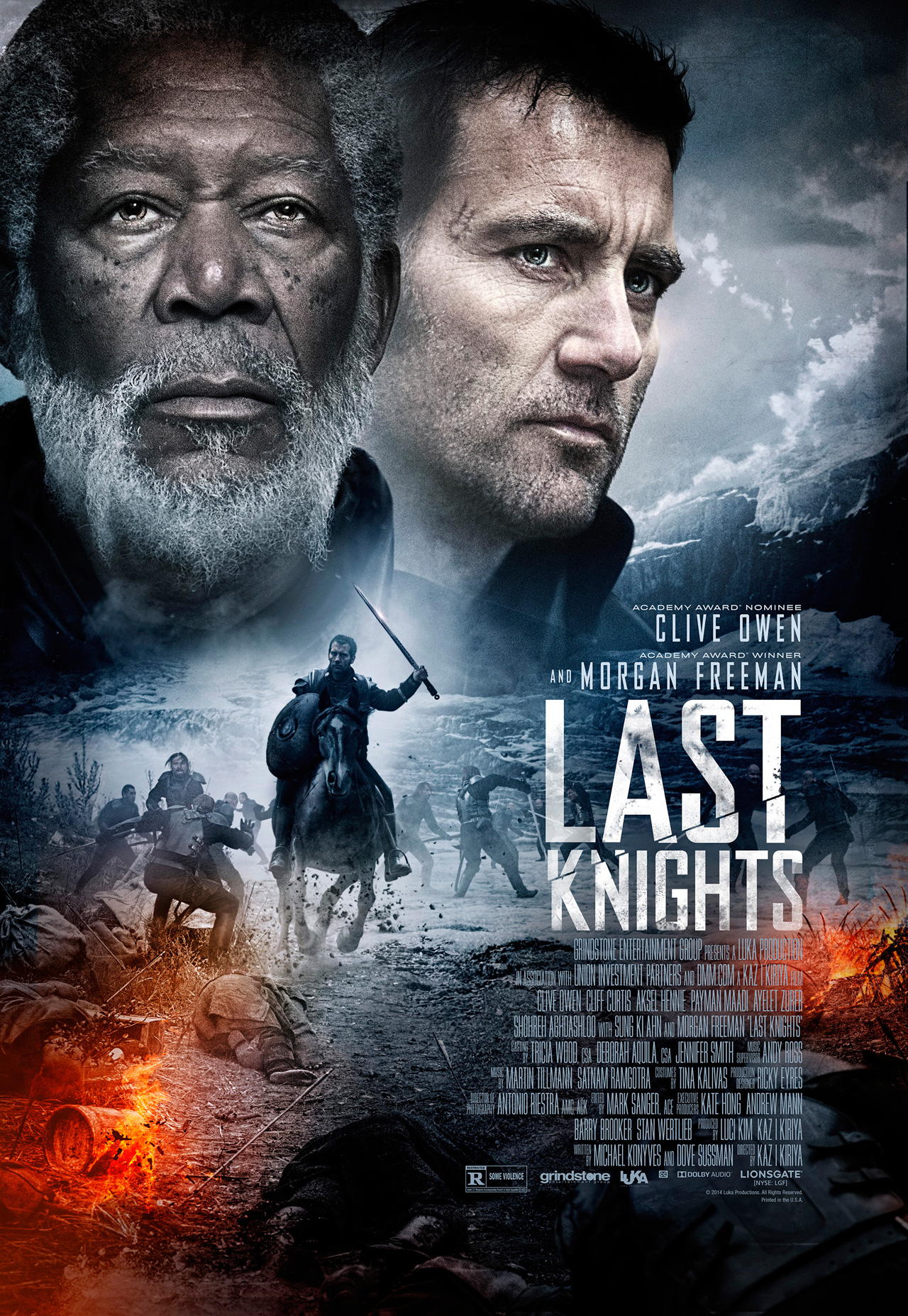 Ostatni rycerze / Last Knights