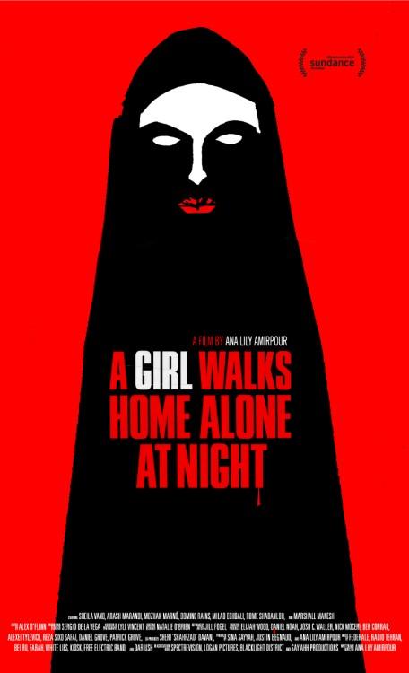 O dziewczynie, która wraca nocą sama do domu / A Girl Walks Home Alone at Night