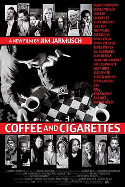 Kawa i papierosy / Coffee and Cigarettes
