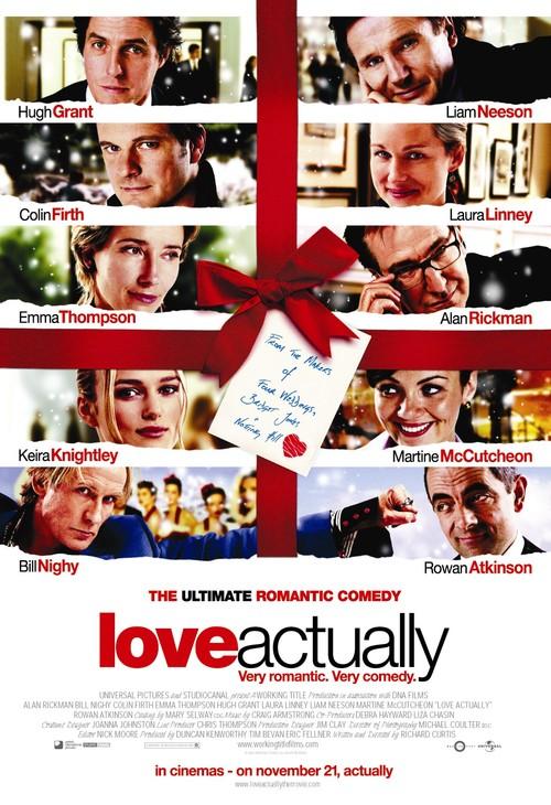 To właśnie miłość / Love Actually