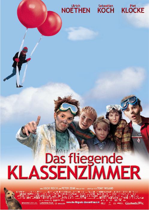 Latająca Klasa / Das Fliegende Klassenzimmer