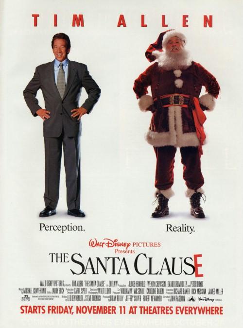 Śnięty Mikołaj / The Santa Clause