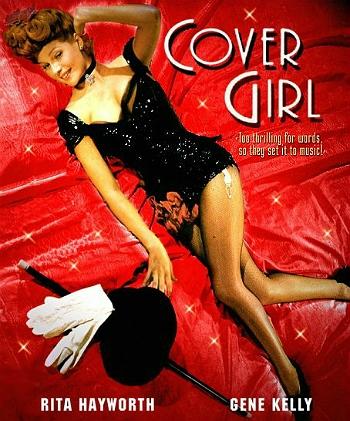 Modelka / Cover Girl