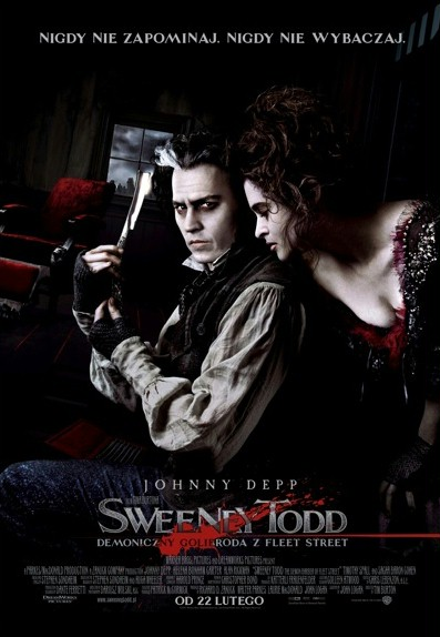 Sweeney Todd: Demoniczny golibroda z Fleet Street / Sweeney Todd: The Demon Barber of Fleet Street
