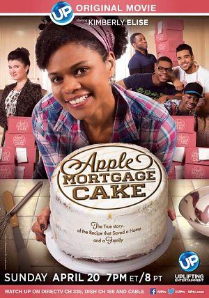 Przepis na dom / Apple Mortgage Cake