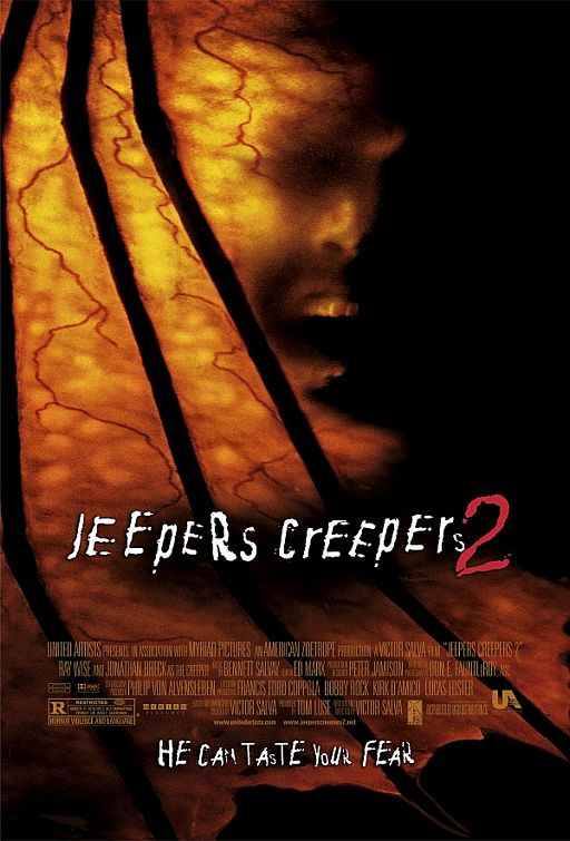 Smakosz 2 / Jeepers Creepers II