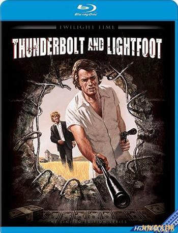 Piorun i Lekka Stopa / Thunderbolt and Lightfoot