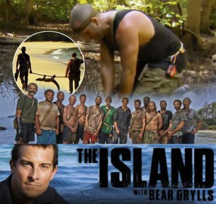 Przetrwać na wyspie z Bearem Gryllsem / The Island with Bear Grylls (Season 1)