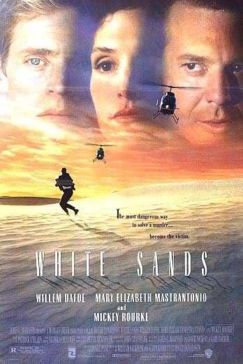 Białe piaski / White Sands