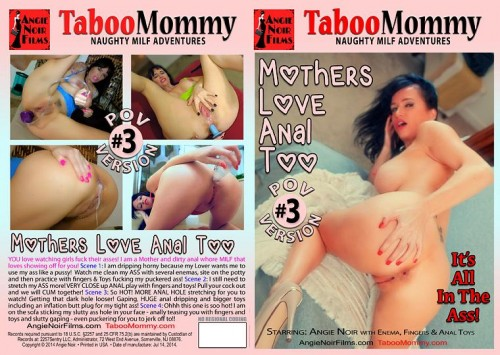 Mothers Love Anal Too 3: It's All In The Ass