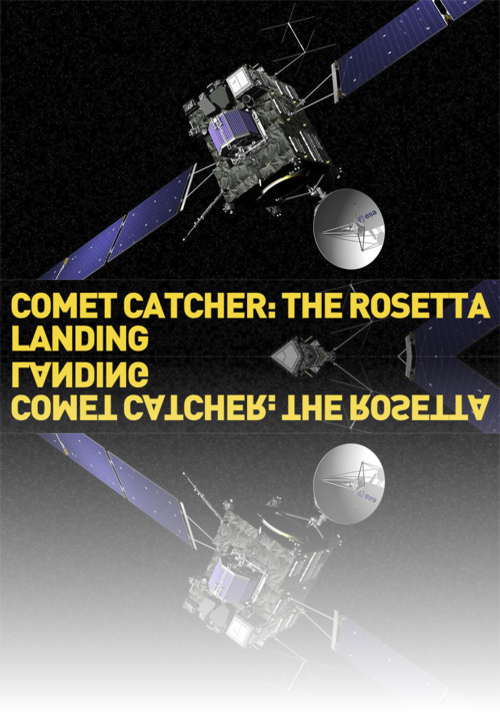 Rosetta - Lądowanie na Komecie / Comet Catcher: The Rosetta Landing