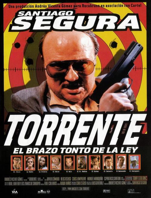 Torrente Przygłupia Ręka Sprawiedliwości / Torrente, el brazo tonto de la ley