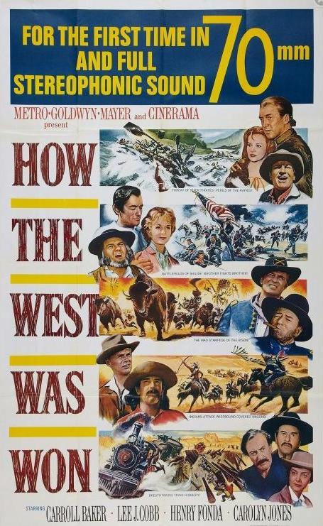 Jak zdobywano Dziki Zachód / How the West Was Won