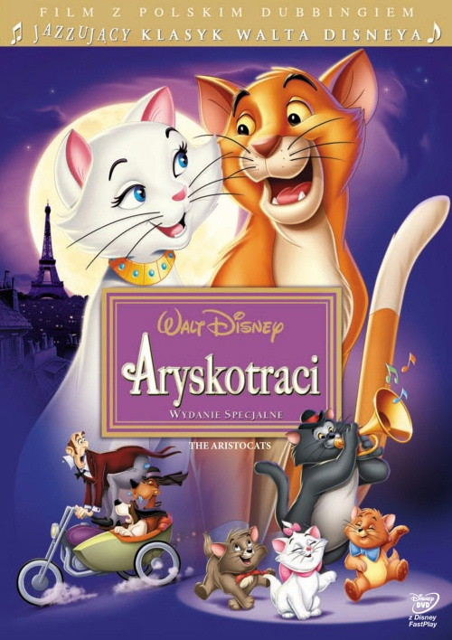 Aryskotraci / Aristocats, The