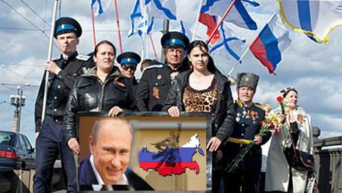 Szalona miłość. Rosjanie i Putin