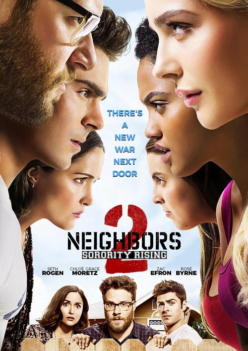 Sąsiedzi 2 / Neighbors 2: Sorority Rising