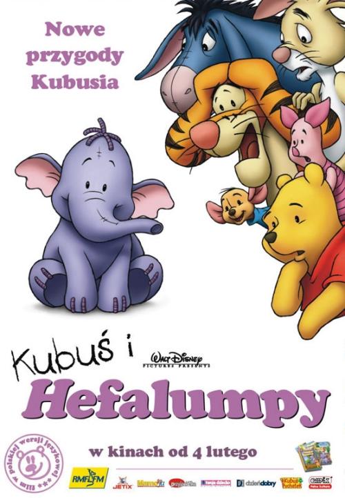 Kubuś i Hefalumpy / Pooh's Heffalump Movie