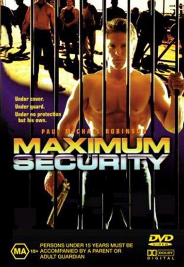 Maksymalna ochrona / Maximum Security