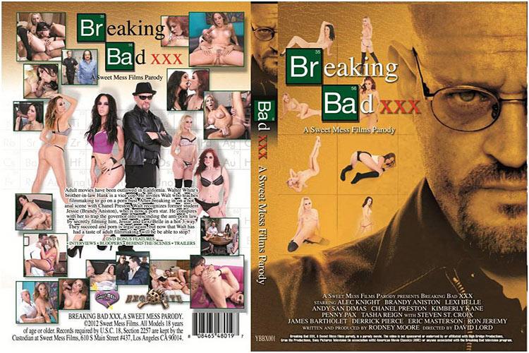 Breaking Bad XXX Parody