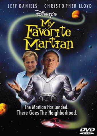 Mój przyjaciel Marsjanin / My Favorite Martian