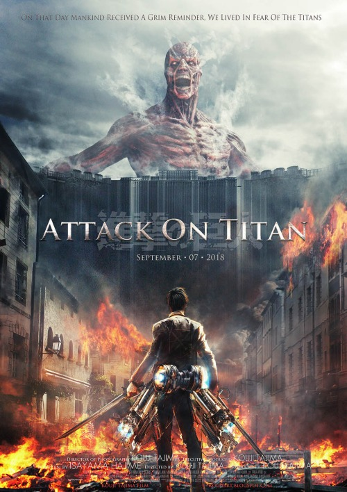 Atak Tytanów / Shingeki no kyojin: Attack on Titan