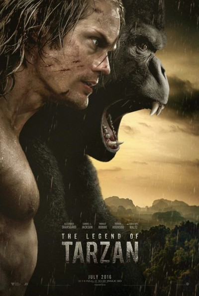 Tarzan: Legenda / The Legend of Tarzan